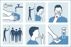 Coronavirus: Regole Comportamentali
